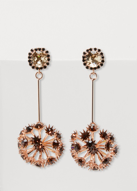 Erdem Cluster earrings