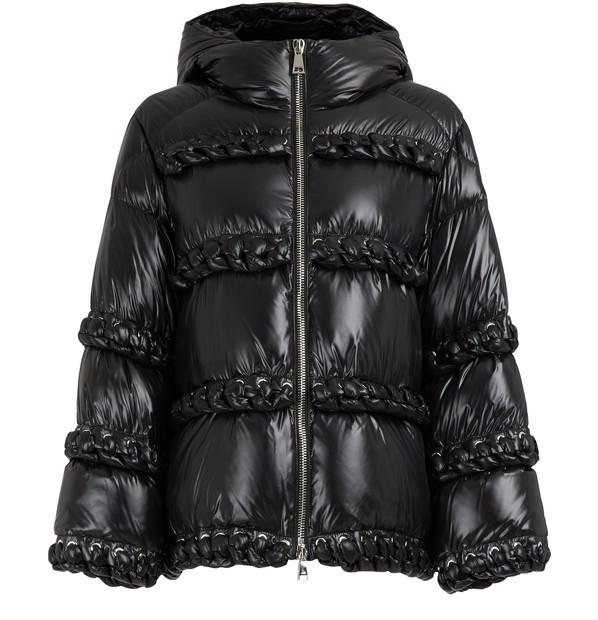 Moncler Ninomiya Jacket 6 Down Kei Ametrine Noir Ov80wNmn