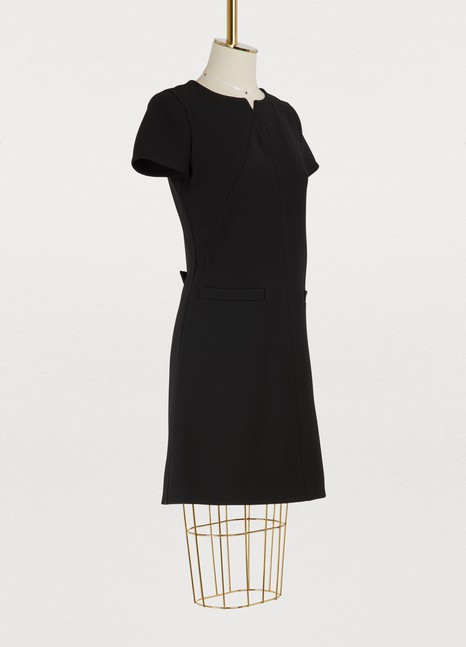 Courrèges 100 wool dress