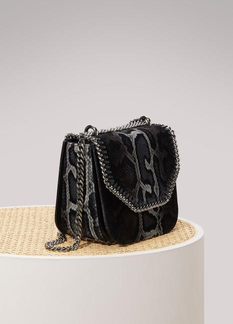 Stella McCartneyMini sac porté épaule Falabella Box