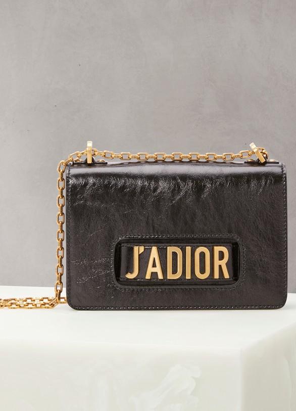 DiorSac à rabat J'Adior avec chaîne