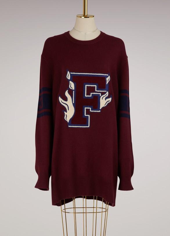 Fenty Puma by RihannaVarsity letter sweater