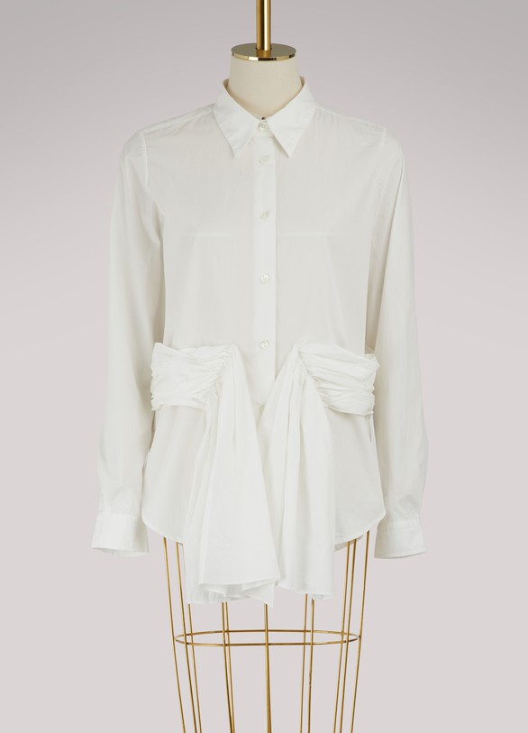AaltoDraped shirt