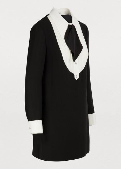 MIU MIUSilk mini dress