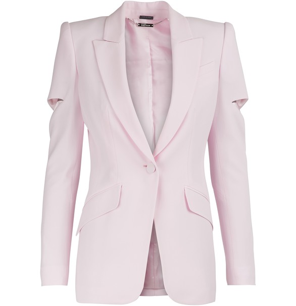 ALEXANDER MCQUEENSlash sleeves jacket