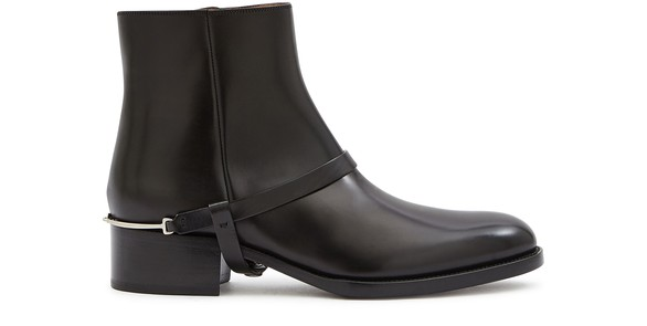 SARTOREAnkle boots with spurs