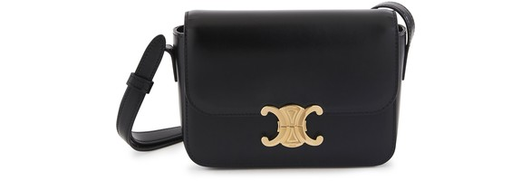 CELINE Triomphe Nano shoulder bag