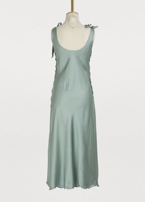 Acne StudiosSatin dress