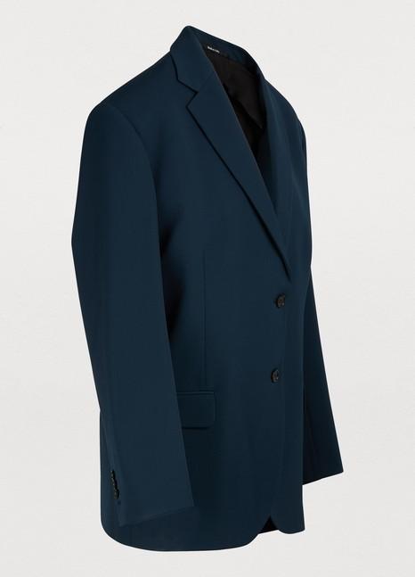 Maison MargielaWool blend blazer