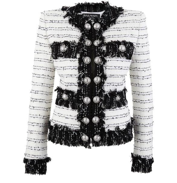 BALMAINTweed jacket