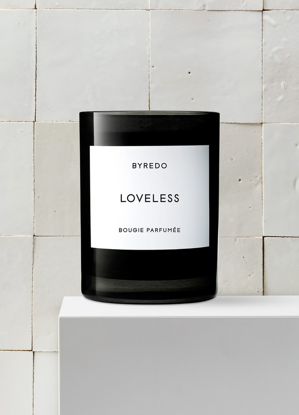 Byredo Bougie parfumée Loveless 240 g