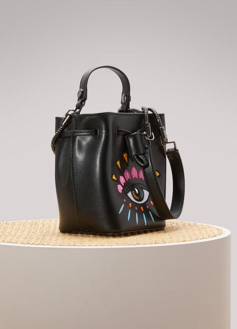 KenzoEye Mini Bucket Bag