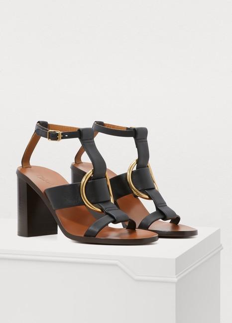 CHLOERony sandals