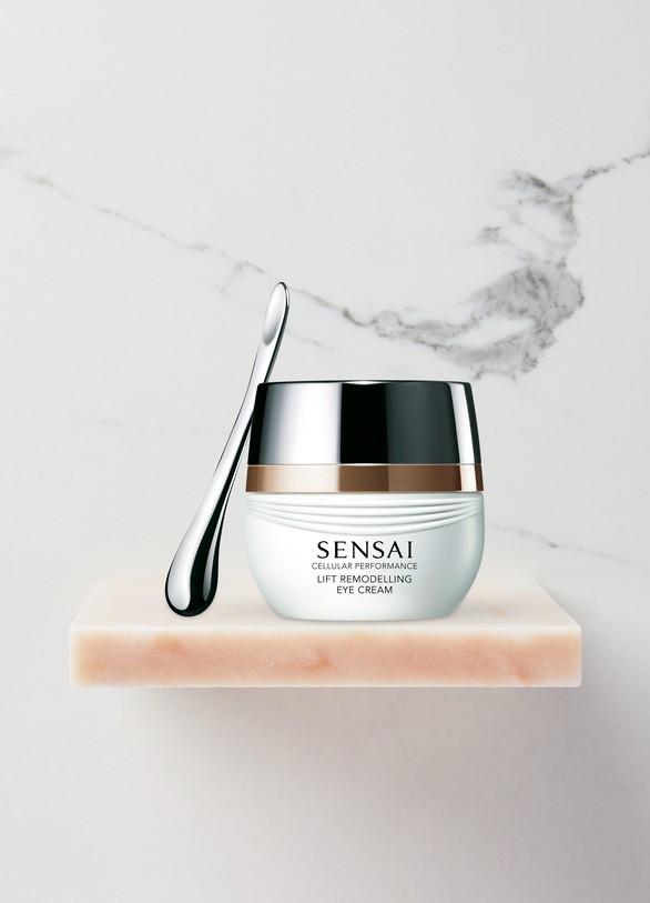 SENSAICellular Performance Crème Contour des Yeux Lift Remodelante