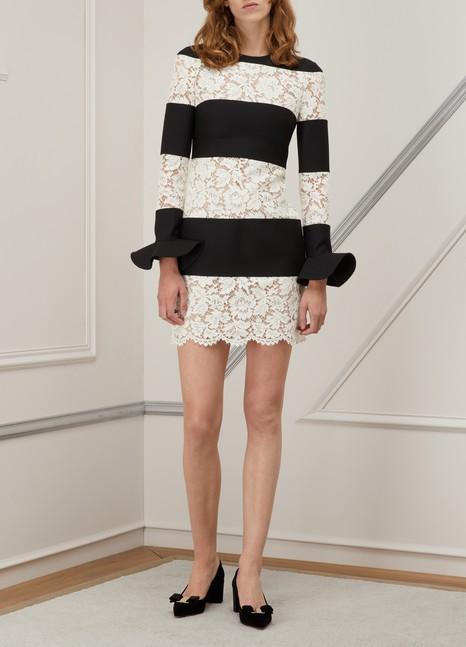 ValentinoLace short dress