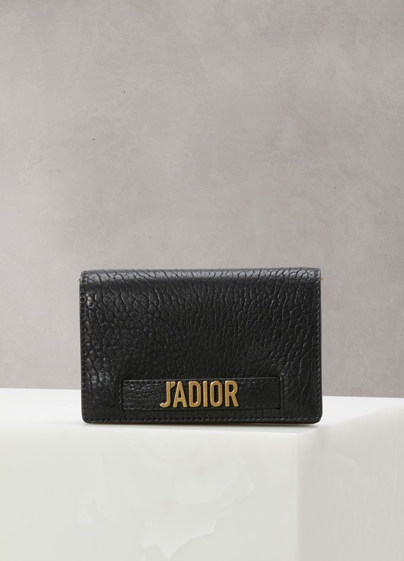 DIOR Pochette Wallet on Chain J'Adior