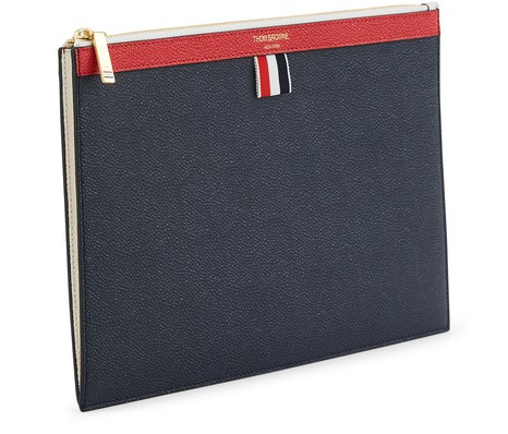 THOM BROWNE Small tablet cover