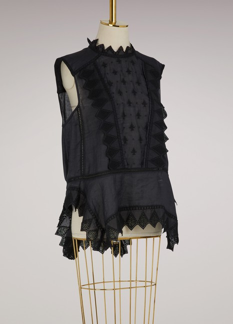 ISABEL MARANT Top Nust