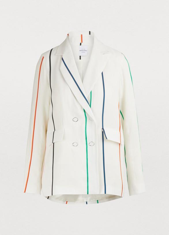 ROSEANNAStriped jacket