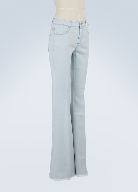 STELLA McCARTNEY Jean évasé The 70's