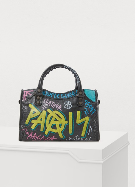 BALENCIAGACity Classic mini handbag