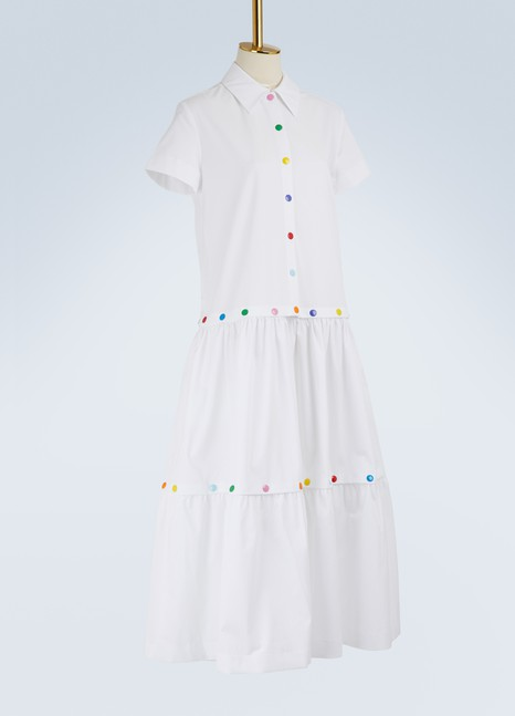 Mira Mikati Surf and Skate cotton dress