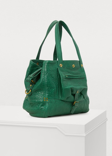 JEROME DREYFUSS Billy M shoulder bag with bubble effect