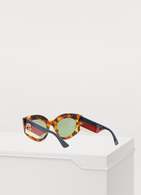 GucciInjected sunglasses