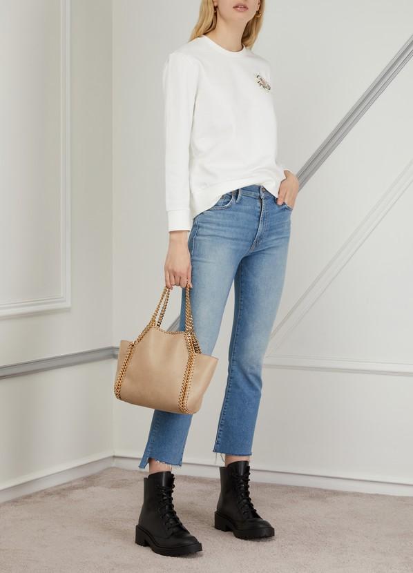 290d70f75b Stella McCartney Falabella reversible mini tote bag ...