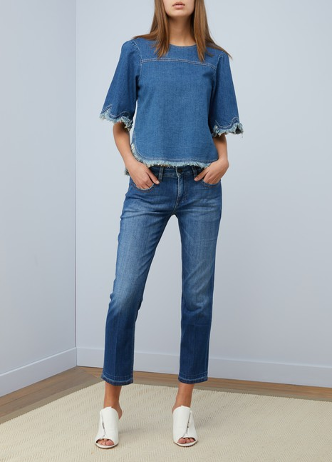 See by Chloé Top en denim