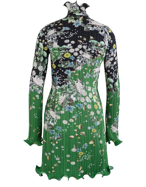 GIVENCHYPleated dress