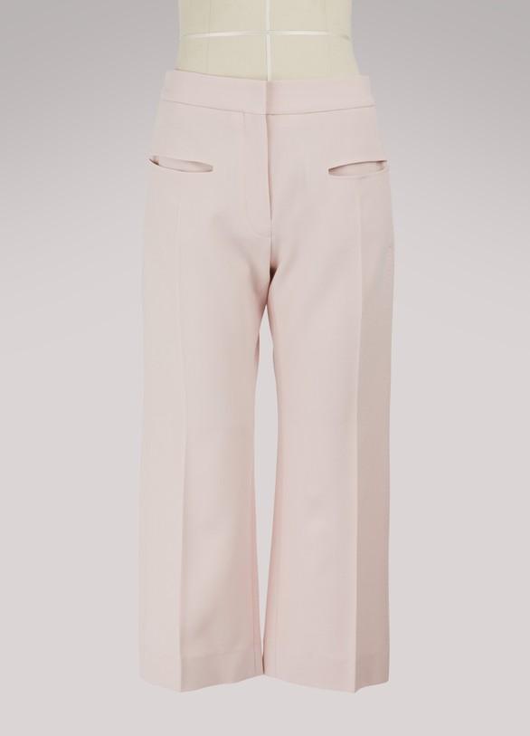 CarvenVirgin wool pants