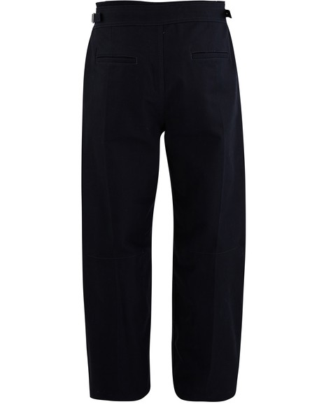 RAF SIMONSWide trousers with patches