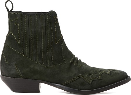 Roseanna Boots Tucson leather boots