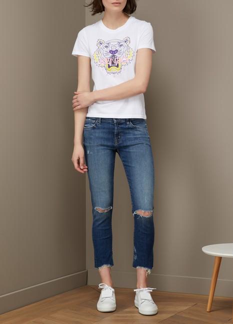 J BrandSadey mid-rise slim straight jeans