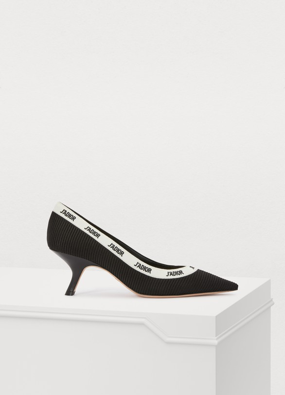 Dior J'Adior embroidered pump