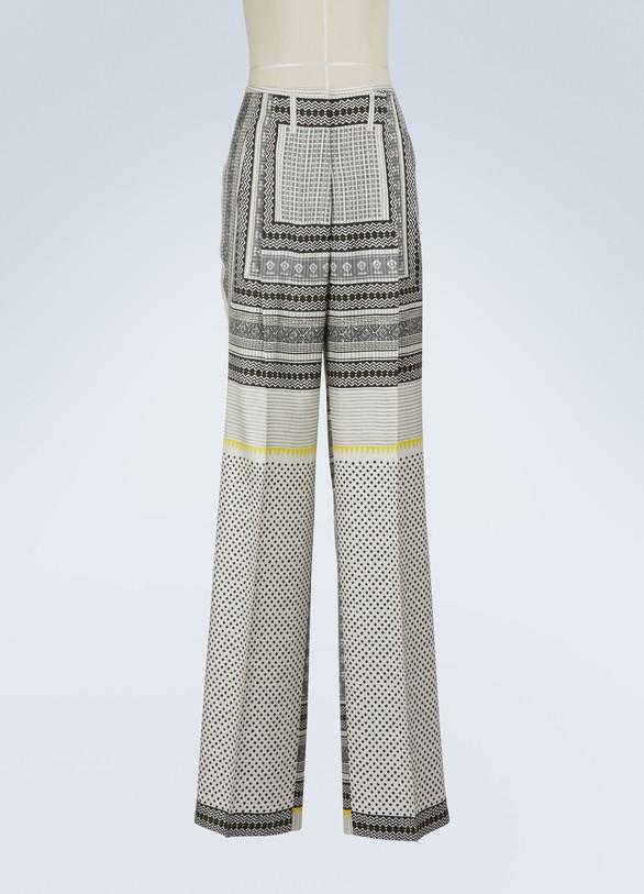 ETROPantalon de pyjama en soie