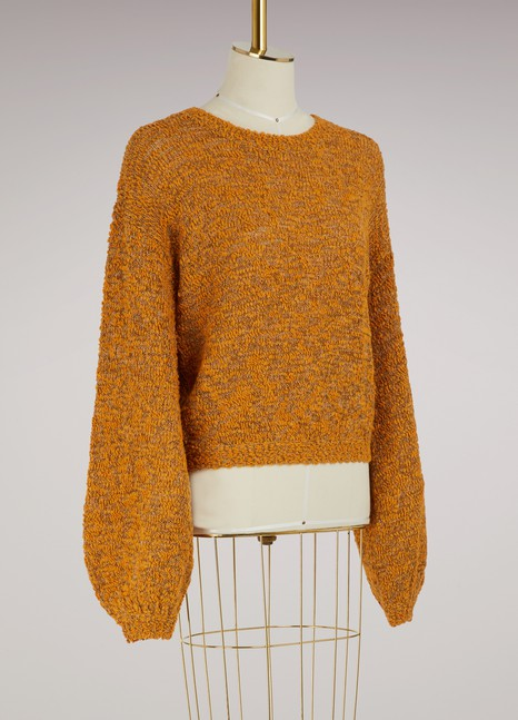 See by ChloéPull en laine et coton