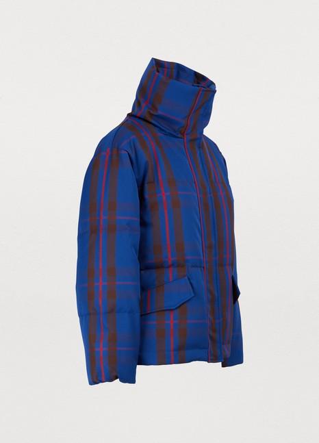 EtudesPlaid down jacket