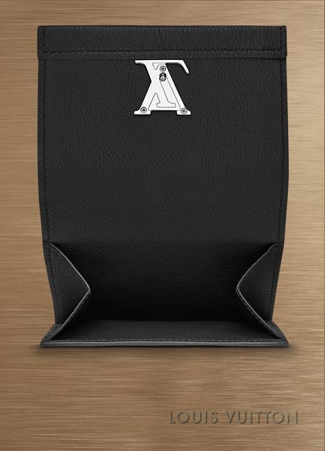 Louis VuittonPortefeuille compact Lockme II