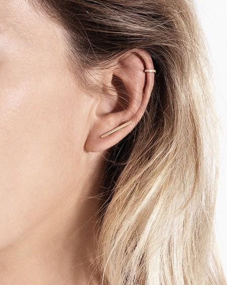 VANRYCKEOfficiel XS Mono Earring