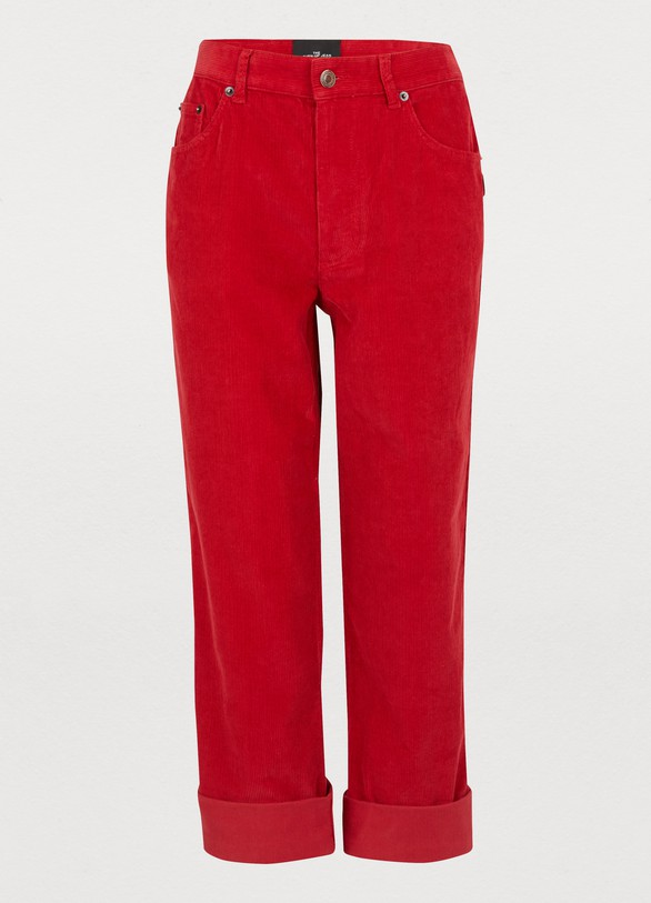 "Marc Jacobs Jean ""The Corduroy"""