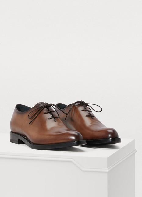 BerlutiAlessandro brogue shoes