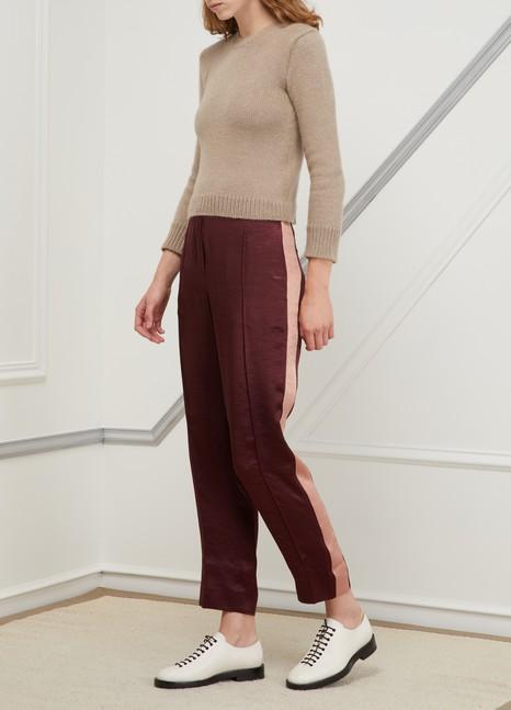 Nina RicciSatin pants