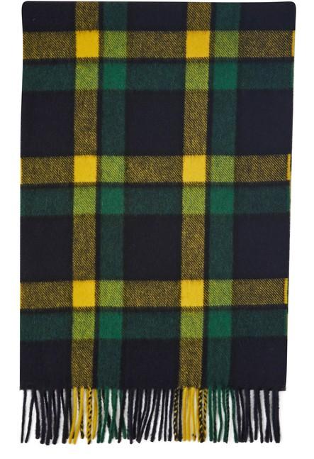 JOSHUA ELLISTartan cashmere scarf