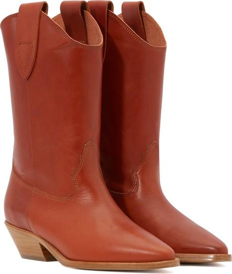 JEROME DREYFUSSJocelyne western ankle boots