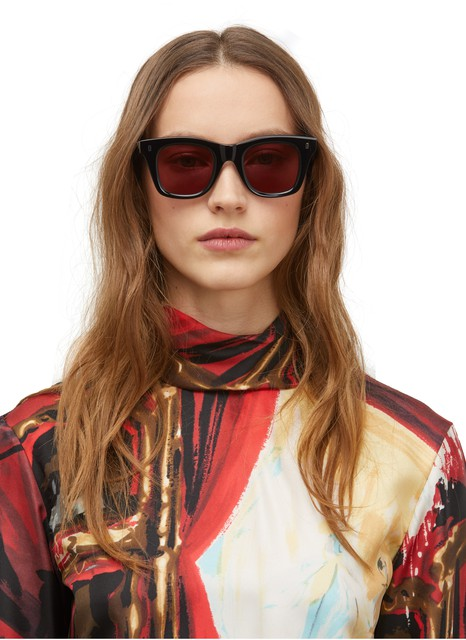 CELINE Square sunglasses in acetate