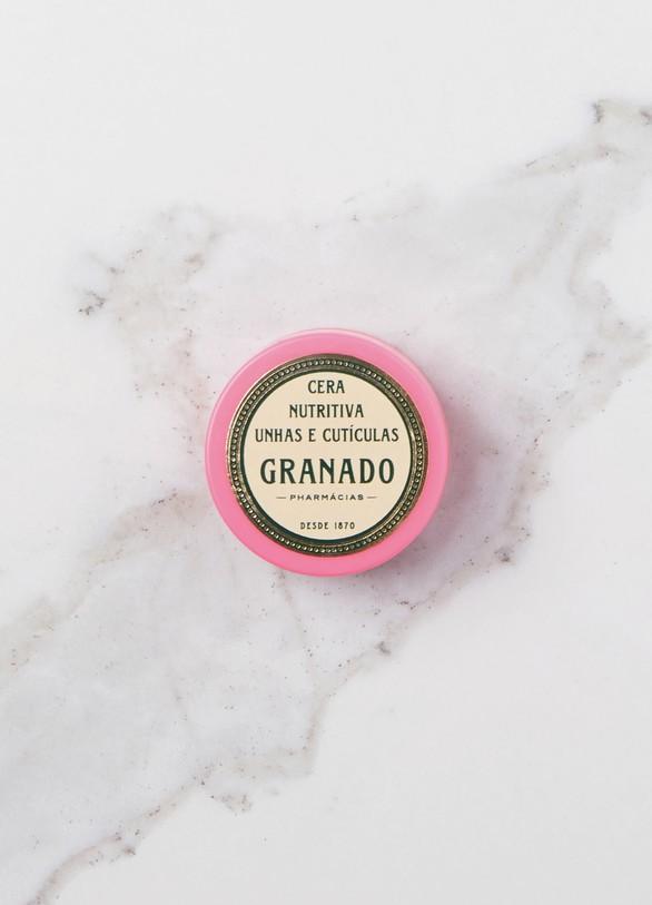 GranadoCire nutritive pour ongles et cuticules 7 g