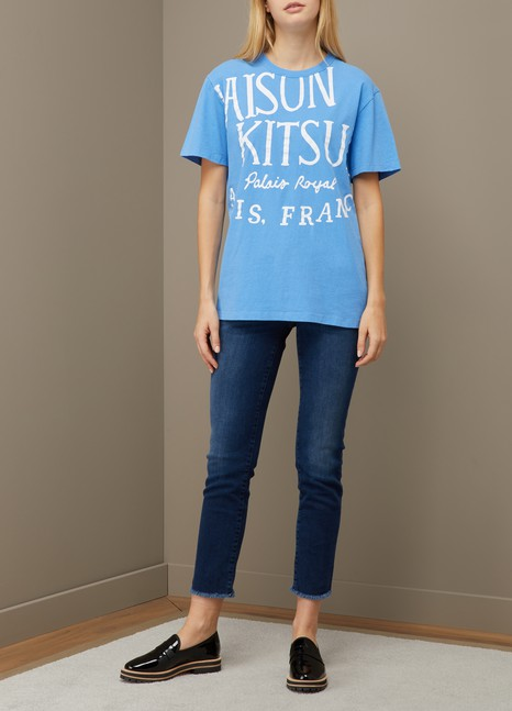 Maison Kitsuné Cotton logo T-shirt