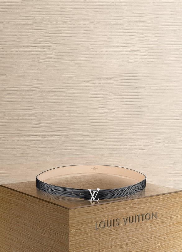 Louis VuittonCeinture LV Initiales Cuir Epi